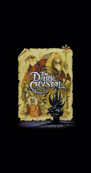 Mystic Digital Art - Dark Crystal - Poster by Brand A