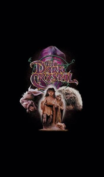 Mystic Digital Art - Dark Crystal - The Good Guys by Brand A
