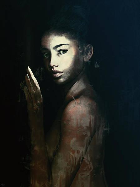 Painting - Dark Desires by Maynard Ellis