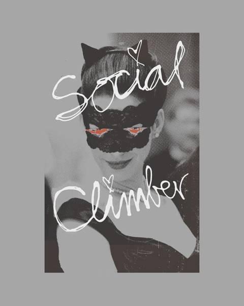 Dark Knight Digital Art - Dark Knight Rises - Social Climber by Brand A