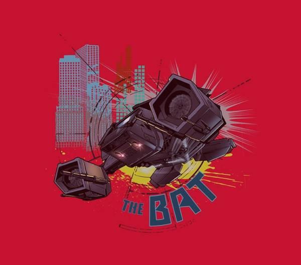 Dark Knight Digital Art - Dark Knight Rises - The Bat by Brand A