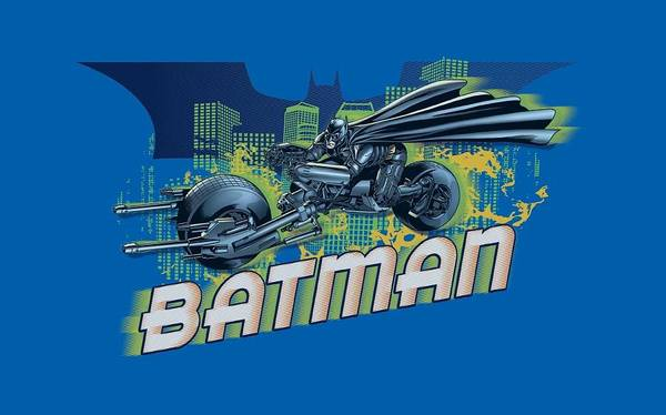 Dark Knight Digital Art - Dark Knight Rises - Wheels On Fire by Brand A