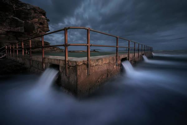 Australia Photograph - Dark Night by Jingshu Zhu
