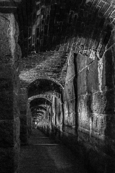 Dark Passage Art Print