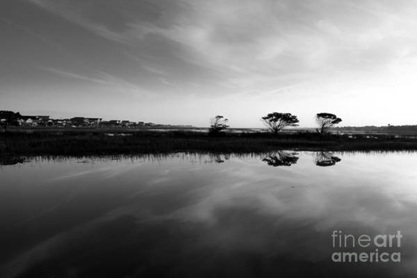 Wall Art - Photograph - Dark Reflections by Matthew Trudeau