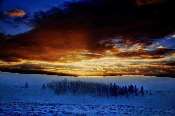 Photograph - Dark Valley by Mark Smith