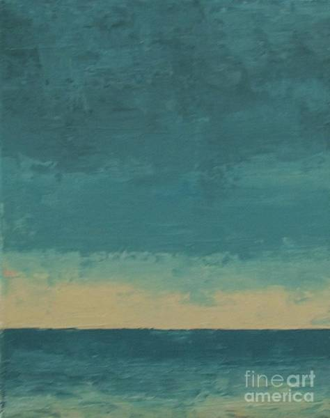 Painting - Dark Waters by Gail Kent
