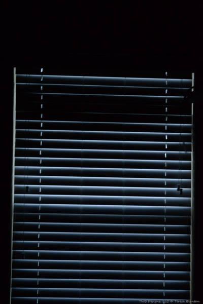 Photograph - Dark With Light by Teresa Blanton