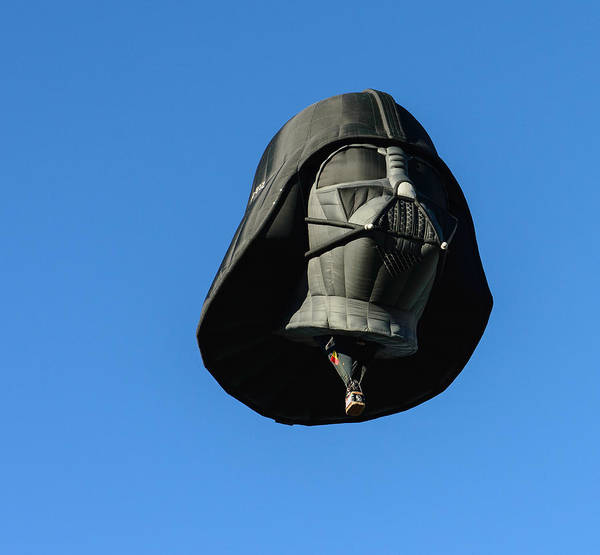 Photograph - Darth Vader by John Johnson