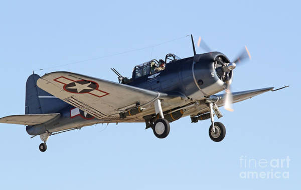 Photograph - Dauntless Dive Bomber by Kevin McCarthy