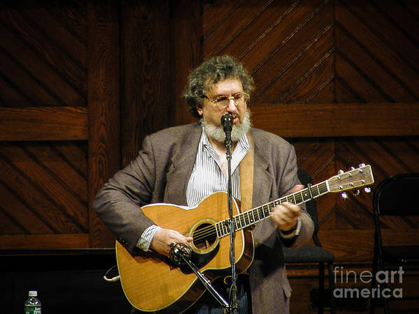 Photograph - David Bromberg by George DeLisle