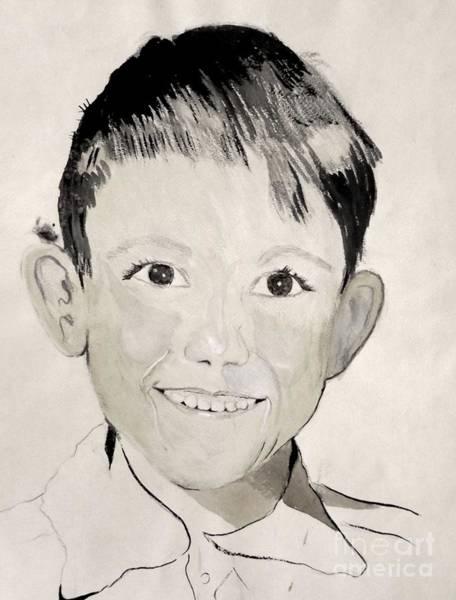 Drawing - David by David Neace