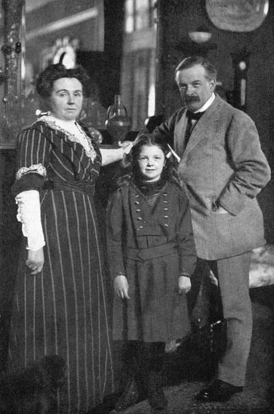 Dgt Wall Art - Photograph - David Lloyd George(1863-1945), British by Mary Evans Picture Library