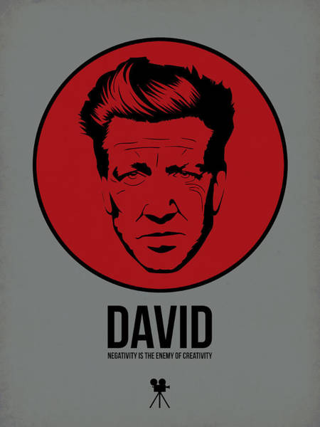 Wall Art - Digital Art - David Poster 1 by Naxart Studio