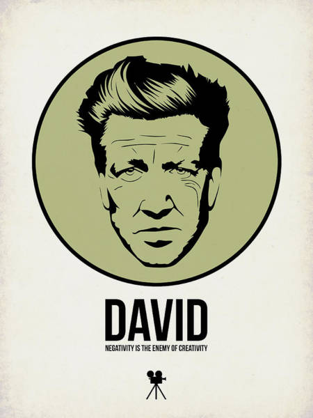 Wall Art - Digital Art - David Poster 2 by Naxart Studio