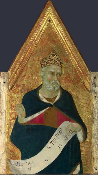 Painting - David  by Ugolino di Nerio
