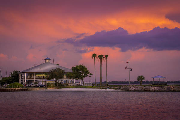 Wall Art - Photograph - Davis Island Yacht Club by Marvin Spates