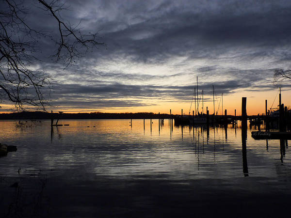 Photograph - Dawn Approaches  by JC Findley