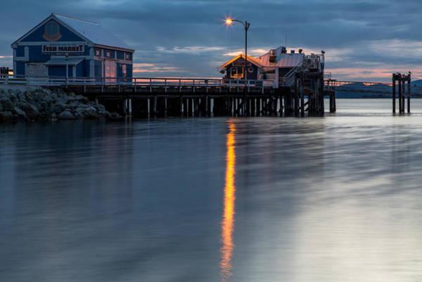 Rancho Mirage Photograph - Dawn At The Fish Market by John Daly