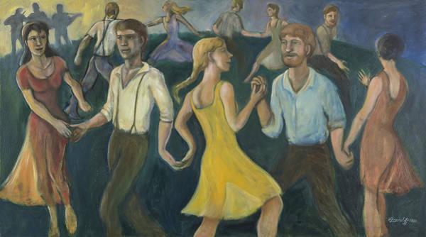Dawn Dance Art Print