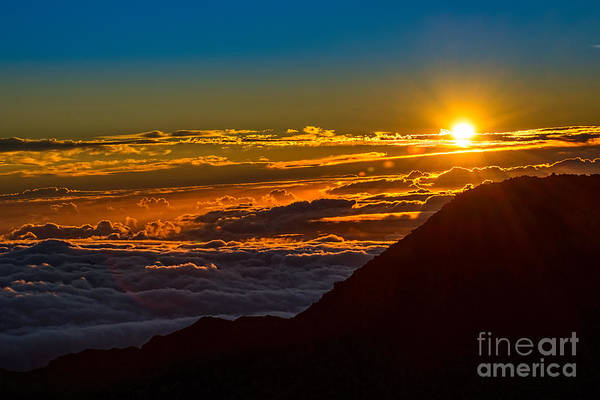 Elevation Photograph - Dawn Of Time by Jamie Pham
