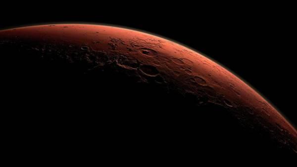 Wall Art - Photograph - Dawn On Mars by Nasa/jpl-caltech/science Photo Library