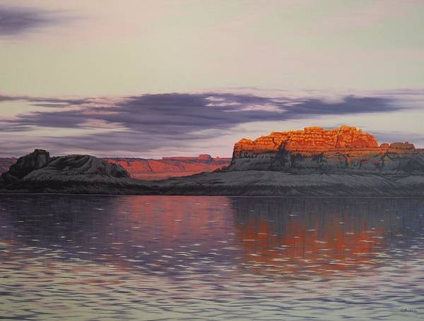 Painting - Dawn's Early Light by Cheryl Fecht