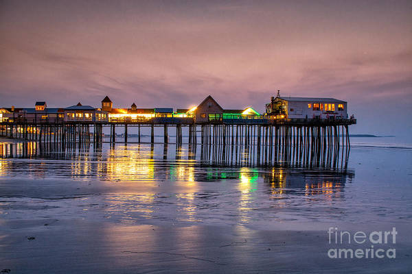 Orchard Beach Photograph - Dawns Early Light by Scott Thorp