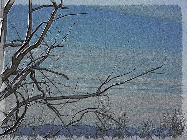 Wall Art - Digital Art - Dawns Early Light by Tim Allen