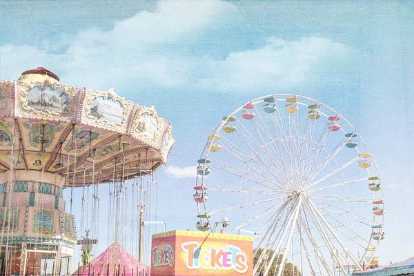 Unisex Photograph - Day At The Fair by Melissa Bittinger
