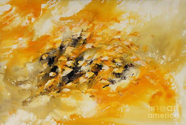 Painting - Day Break by Preethi Mathialagan