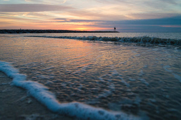 Cape May Photograph - Day Done by Kristopher Schoenleber