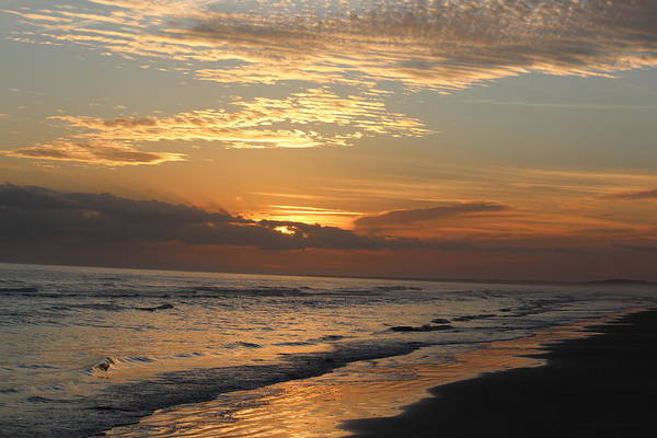 Kiawah Island Photograph - Day Is Done On Kiawah Island by Rosanne Jordan