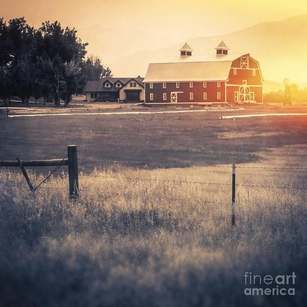 Photograph - Daybreak by Edward Fielding