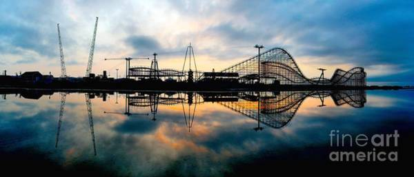 Photograph - Daybreak In Wildwood by Nick Zelinsky