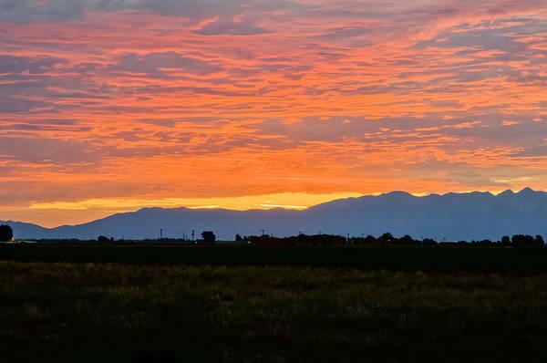 Photograph - Daybreak by Steve Thompson