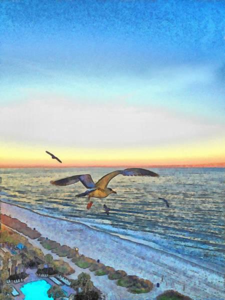 Digital Art - Daybreak by William Sargent