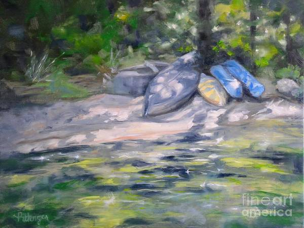 Painting - Daydreaming... by Lori Pittenger