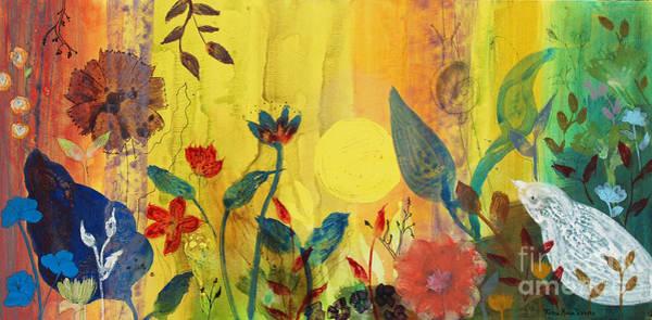 Painting - Daylight Has Spoken by Robin Maria Pedrero