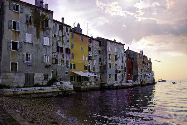 Wall Art - Photograph - Days End 2 - Rovinj by Madeline Ellis