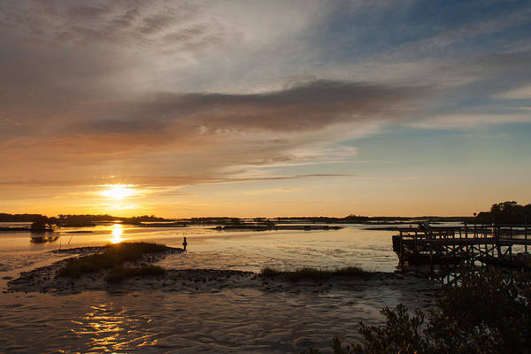 Photograph - Days End by John M Bailey