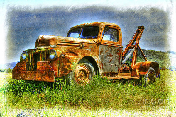 Photograph - Days Gone By by David Birchall