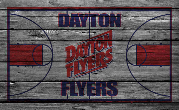 Ncaa Wall Art - Photograph - Dayton Flyers by Joe Hamilton