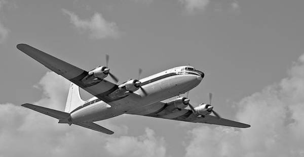Wall Art - Photograph - Dc-6 by William Wetmore