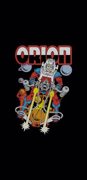Orion Digital Art - Dc - Orion by Brand A