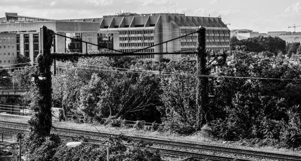 Wall Art - Photograph - D.c. Train Track by Ryan Routt