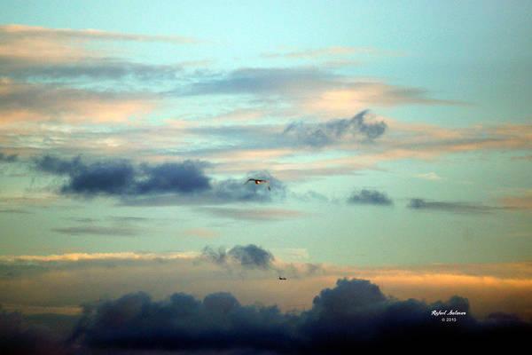 Photograph - Dc3 Flight In Sunny Isles Florida by Rafael Salazar