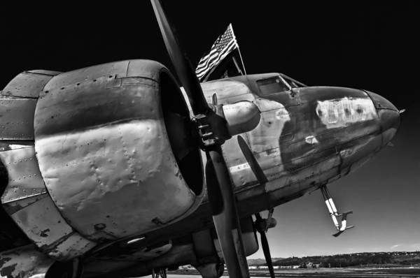 Photograph - DC3 by Thomas Hall