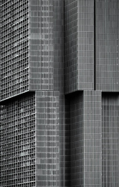 Facade Wall Art - Photograph - De Rotterdam by Theo Huybrechts