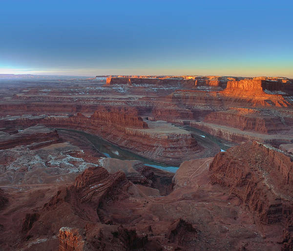 Photograph - Dead Horse Point Overlook by Paul Breitkreuz